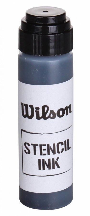 Černý popisovač strun Wilson