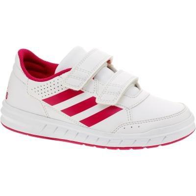 Bílá dětská tenisová obuv AltaSport, Adidas