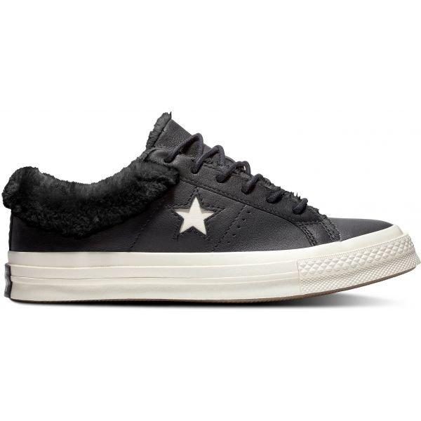 Černé dámské tenisky Converse - velikost 37 EU