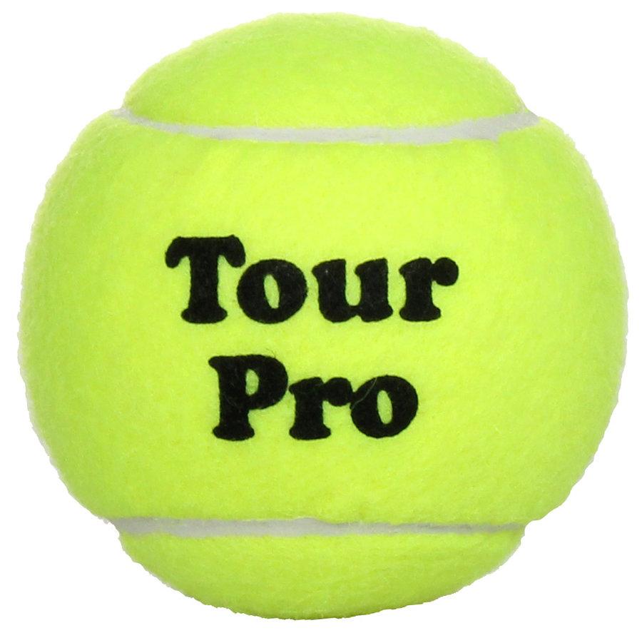 Tenisový míček Pro Tour, Merco - 1 ks