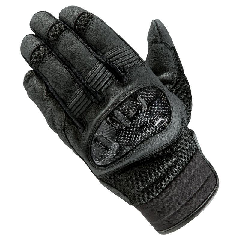 Letní rukavice na motorku Gap II CE, Rebelhorn - velikost XS