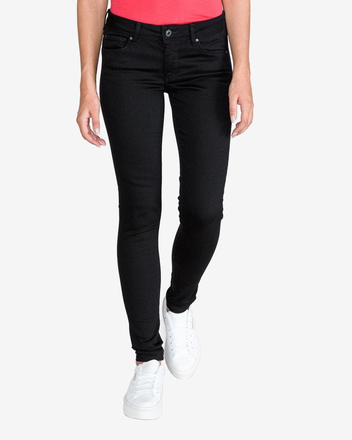 Černé dámské džíny Pepe Jeans
