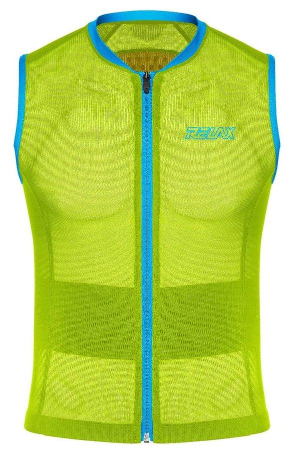 Žluté chrániče na snowboard na záda Relax