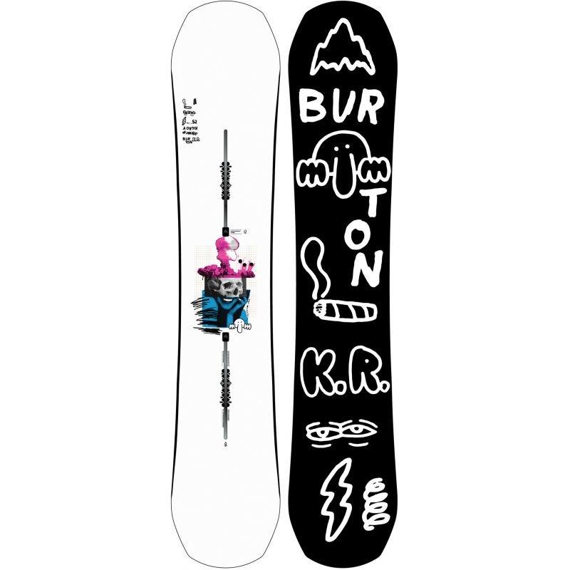 Snowboard bez vázání Burton - délka 152 cm