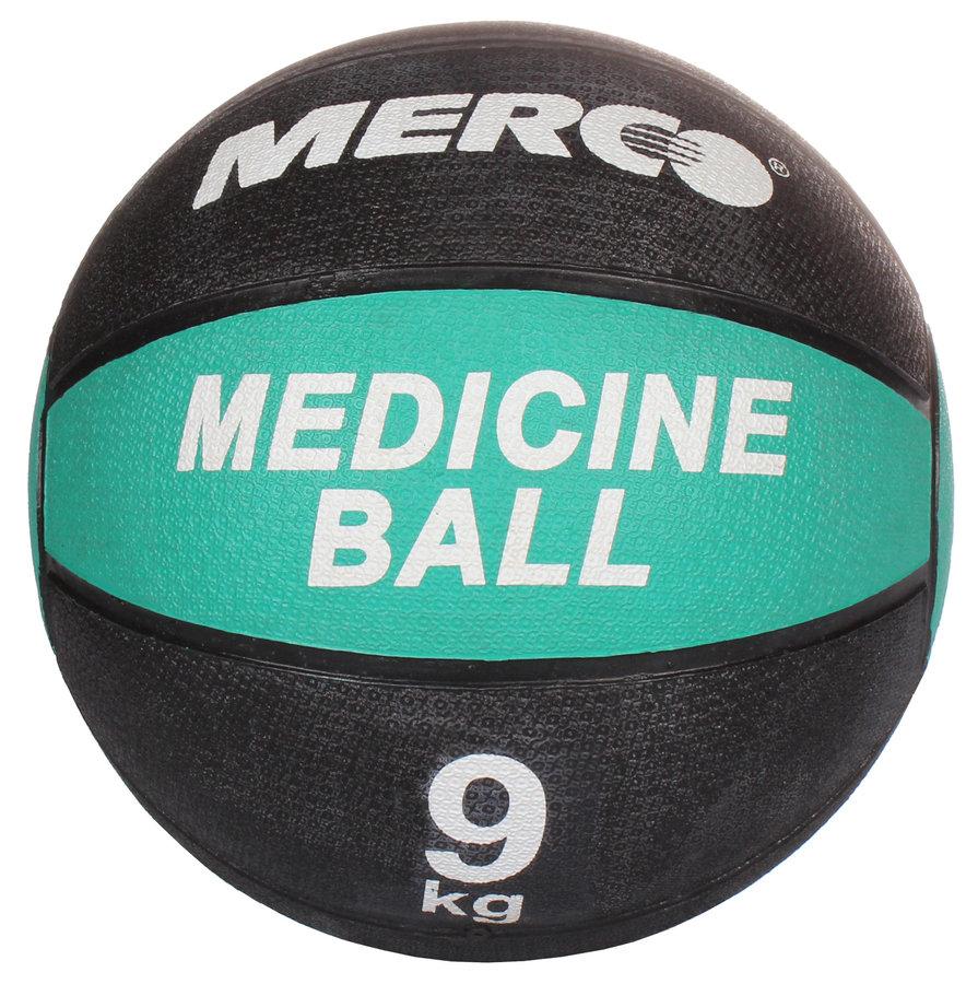 Medicinbal bez úchopů Merco - 9 kg