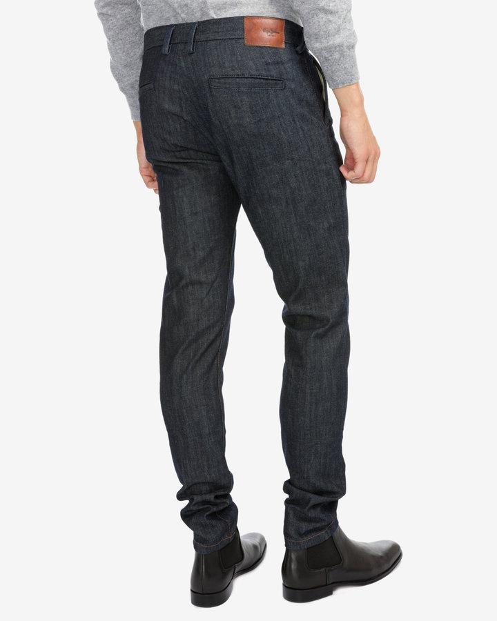 Modré pánské džíny Pepe Jeans - velikost 30