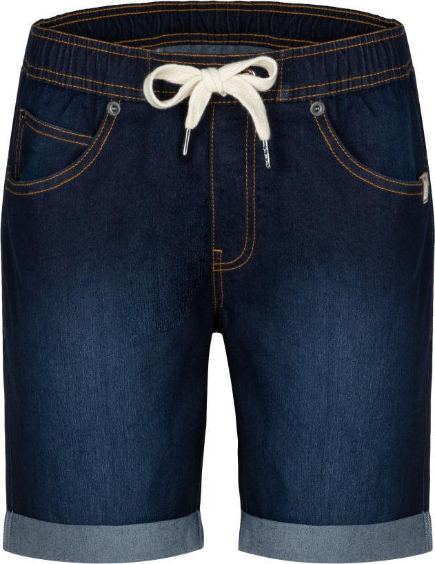 Modré dámské kraťasy Loap - velikost XL