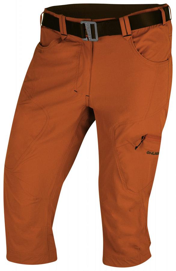 Oranžové pánské kraťasy Husky