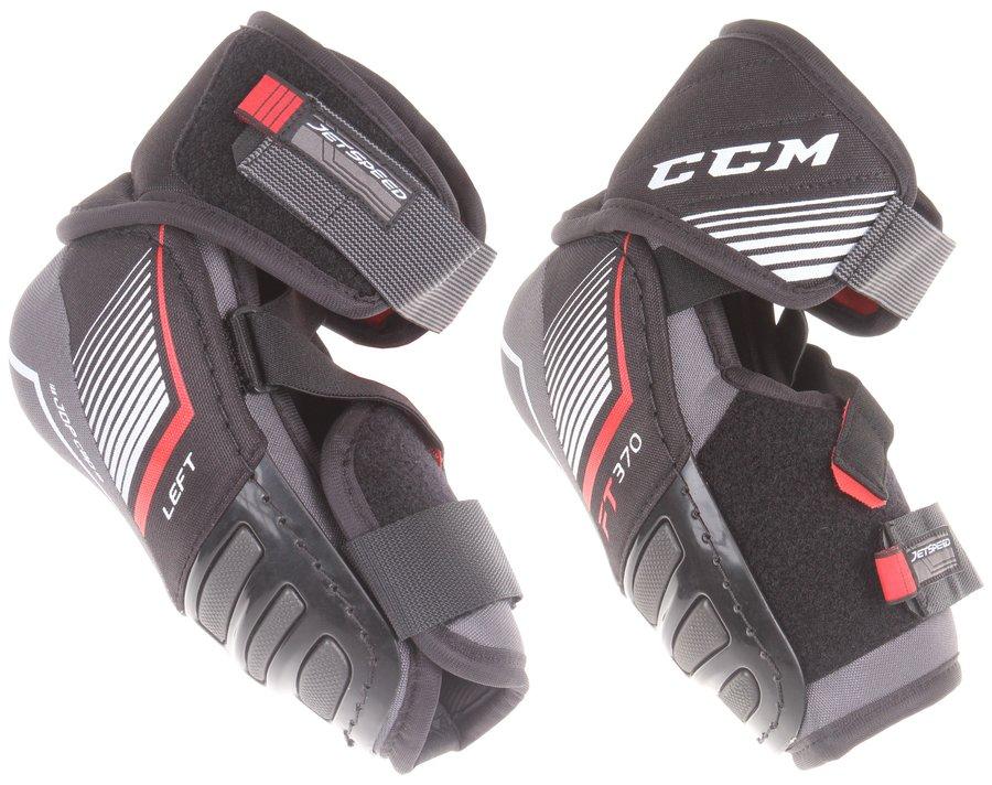 Hokejový chránič loktů - CCM JetSpeed FT370 SR L