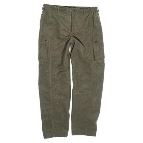 Kalhoty - Kalhoty HUNTING lovecké WAFFLE ZELENÉ