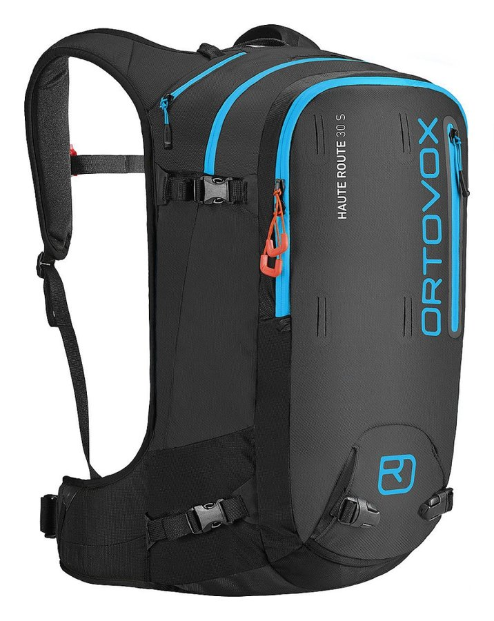 Černý skialpový batoh Ortovox - objem 30 l