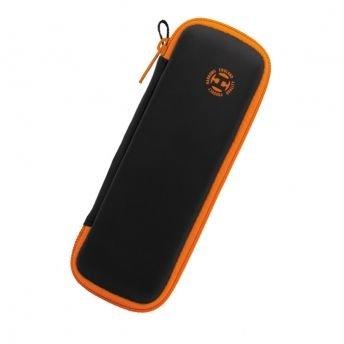 Oranžové pouzdro na šipky Harrows