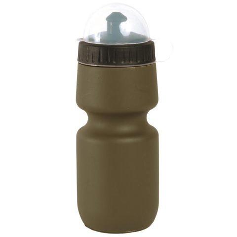 Láhev na pití - Láhev na pití lehká plastová 0,5l ZELENÁ