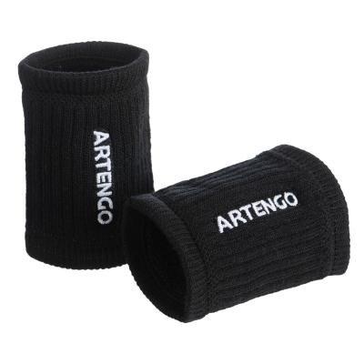 Černé tenisové potítko Artengo - 1 ks
