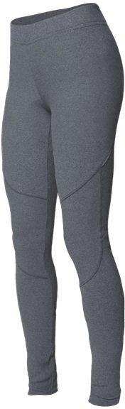 Šedé dámské kalhoty na běžky Etape