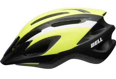 Černo-žlutá cyklistická helma Bell - velikost 54-61 cm