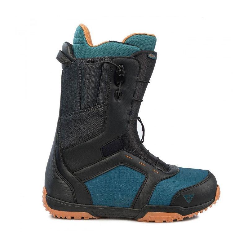 Modré pánské boty na snowboard Gravity - velikost 45,5 EU