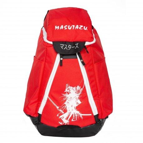Červený batoh MASUTAZU - objem 25 l