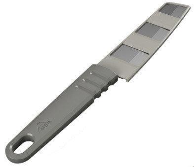 Nůž - Nůž MSR Alpine Kitchen Knife Barva: šedá