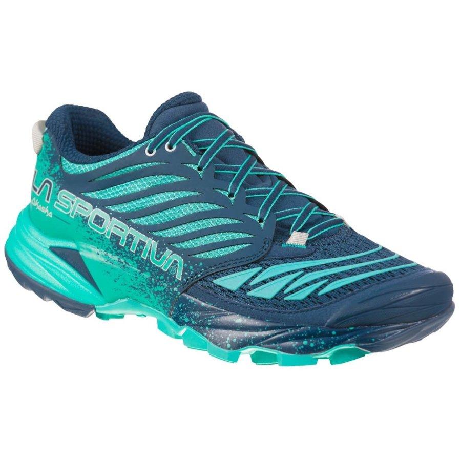 Modré dámské běžecké boty La Sportiva