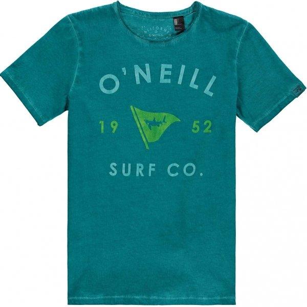 Modré chlapecké tričko s krátkým rukávem O'Neill - velikost 128