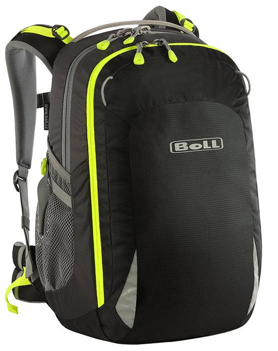 Černý batoh Boll - objem 22 l