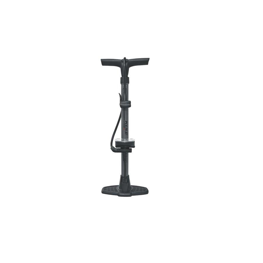Pumpička na kolo - Nožní cyklo pumpa Kellys Twister Pro
