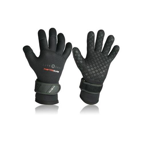 Černé neoprenové rukavice Thermocline, Aqualung