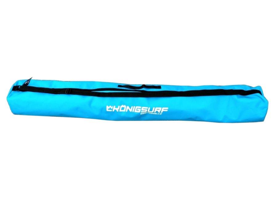 Modrý vak na lyže König - délka 100 cm