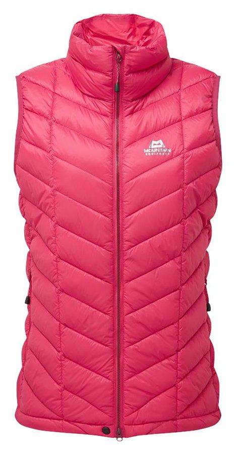 Růžová dámská vesta Mountain Equipment