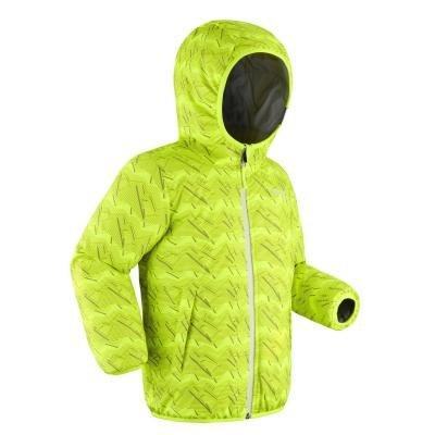 Žlutá nebo šedá dětská lyžařská bunda Wed'ze