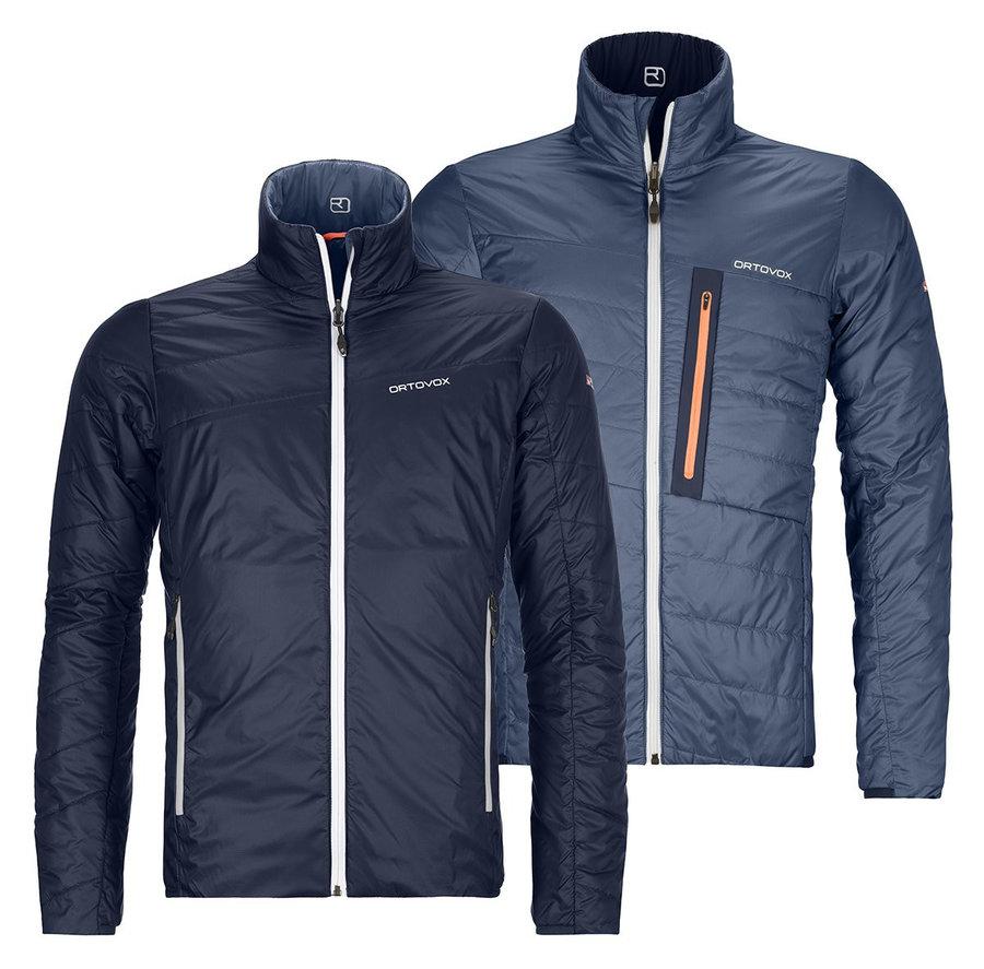 Pánská bunda na běžky bez kapuce Ortovox - velikost M