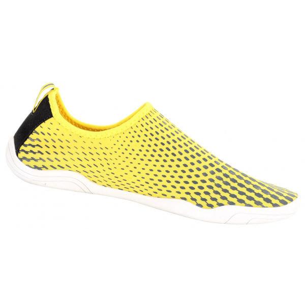 Žluté pánské boty do vody Aress