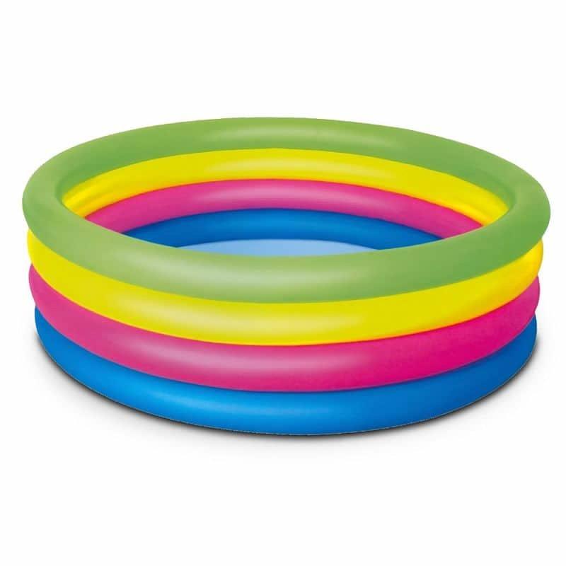 Dětský nafukovací nadzemní kruhový bazén Bestway - objem 522 l, průměr 157 cm a výška 46 cm