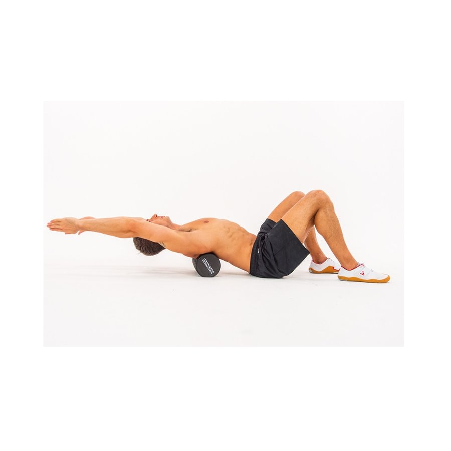 Masážní válec Iron Gym - průměr 15 cm a délka 30 cm
