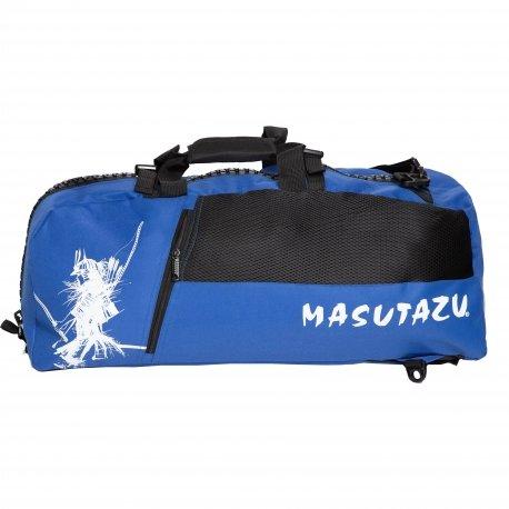 Modrá sportovní taška MASUTAZU - objem 40 l