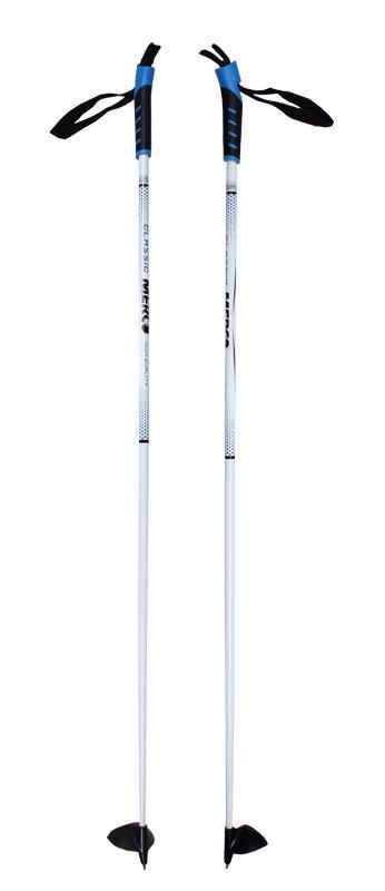 Běžecké hole Classic, Merco - délka 125 cm