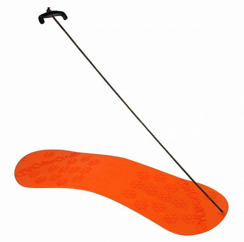 Oranžový dětský kluzák Sulov