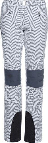 Bílo-modré dámské lyžařské kalhoty Kilpi