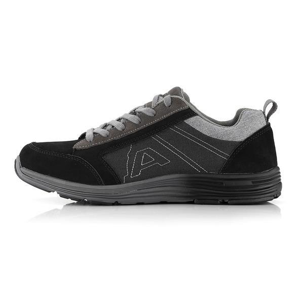 Šedé trekové boty Alpine Pro
