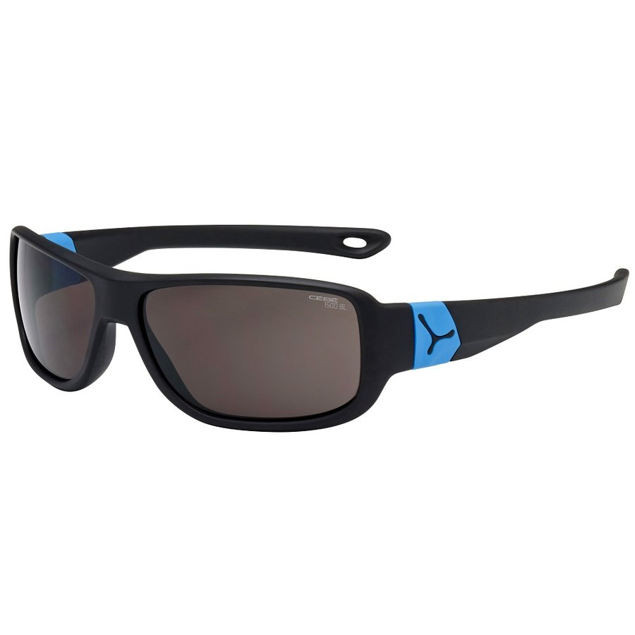 Sluneční brýle - Dětské sportovní brýle Cébé Scrat černo-modrá