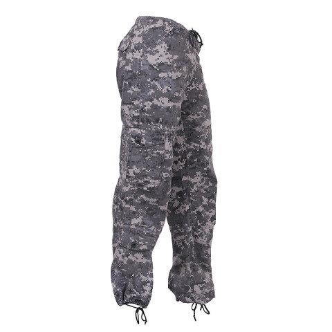 Kalhoty - Kalhoty dámské VINTAGE DIGITAL URBAN