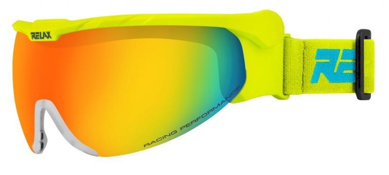 Žluté brýle na běžky Relax
