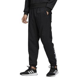 Černé pánské tepláky Adidas