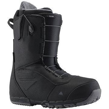 Černé pánské boty na snowboard Burton - velikost 45 EU