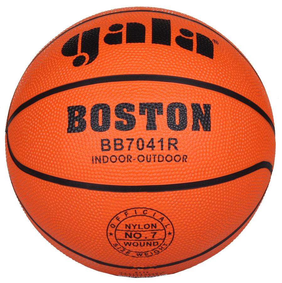 Oranžový basketbalový míč Boston, Gala - velikost 7