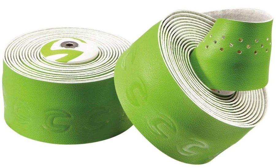 Omotávka na řídítka - Cannondale Superlight Microfiber Premium Handlebar Tape - green uni