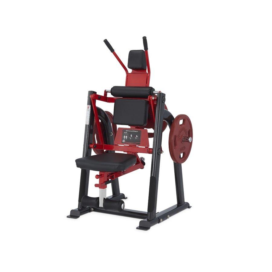 Posilovací stroj na břicho Steelflex - nosnost 120 kg