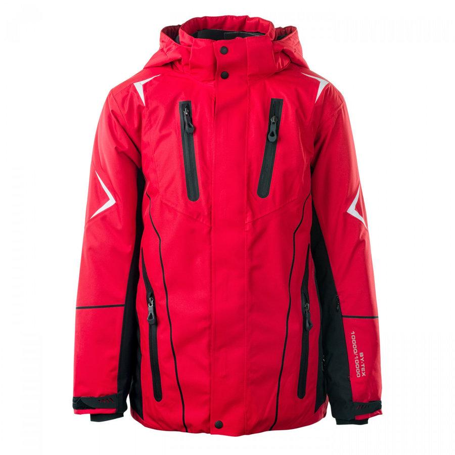 Červená dětská bunda Brugi