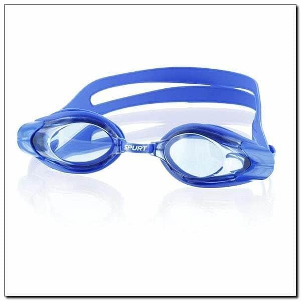 Modré plavecké brýle KOR-2 AF 20, SPURT
